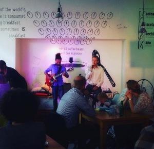 The Shepherds Coffee and Jazz